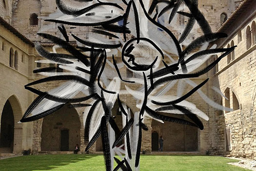 Sculpture-Motiv